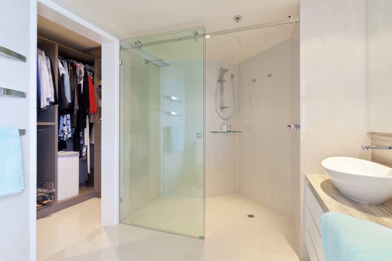 Inloopdressing tips voorbeelden - Kamer met douche in de kamer ...