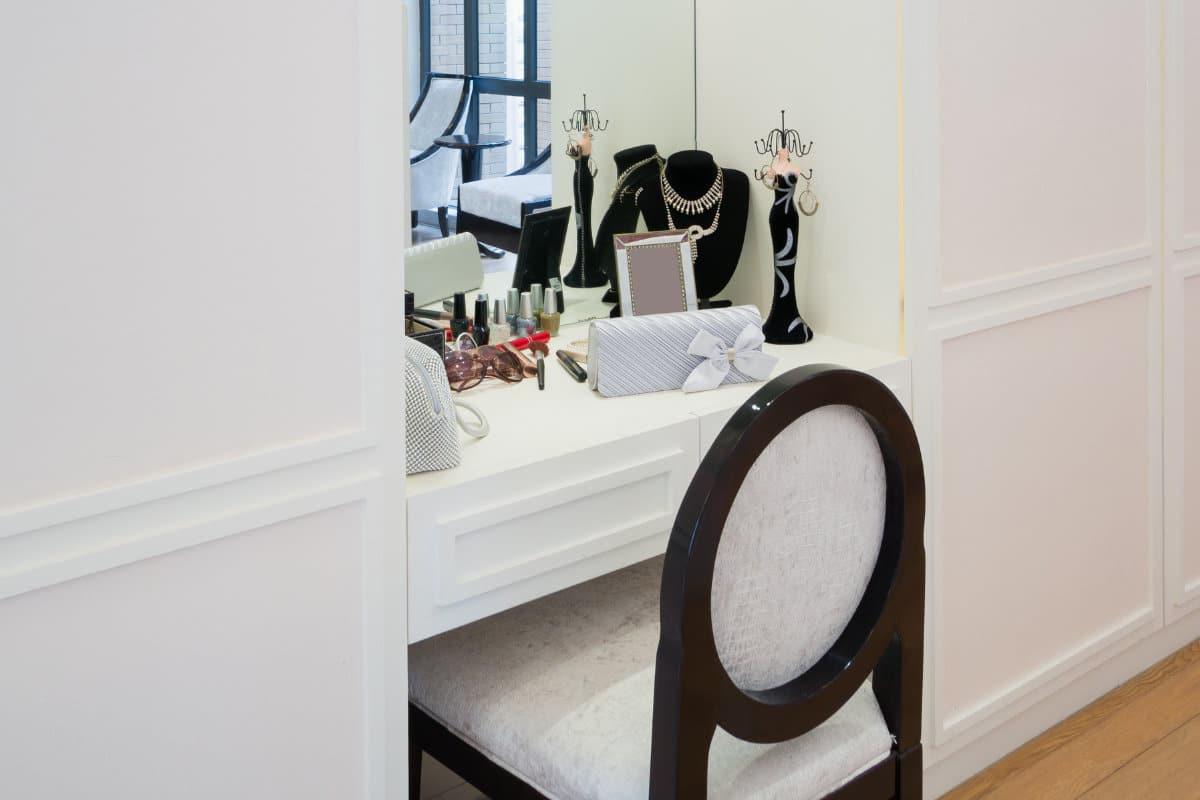 inspirerende dressing met boudoir